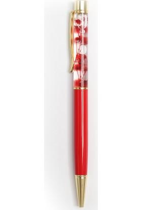 Vuki Tükenmez Kalem Kırmızı