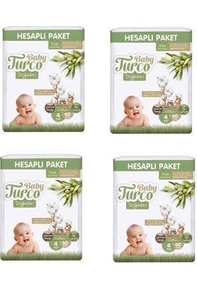 Baby Turco 40 x 4 Alt Açma Minderi