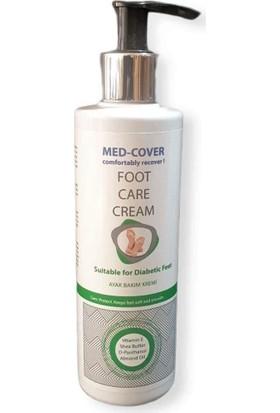 Med-Cover Ayak Bakım Kremi 200 ml