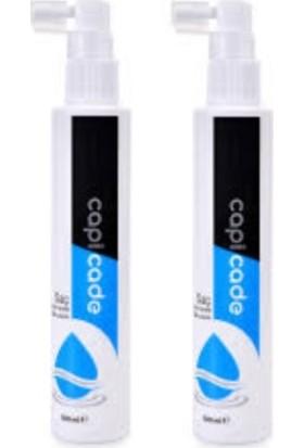 Capicade Saç Dökülmesine Karşı Bakım Losyonu 100 ml 2 Adet