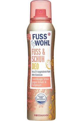 Fusswohl Ayak&ayakkabı Deodorantı 150 ml