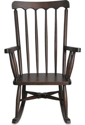 Zerka Rengin Ceviz Sallanan Sandalye Sallanan Koltuk Tv Koltuğu