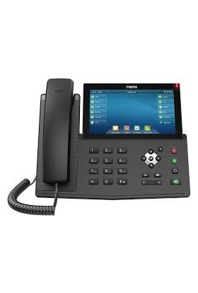 Fanvil X7 Dokunmatik Renkli Ekran Ip Telefon (Poe)