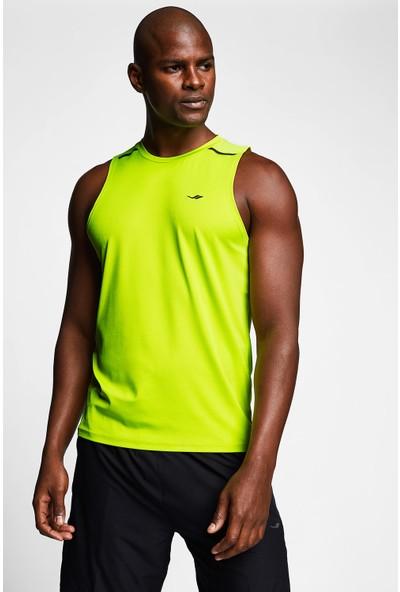 Lescon Neon Yeşil Erkek Atlet 21B-1005