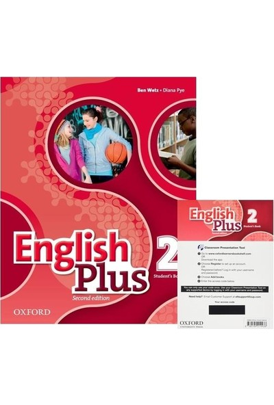 English Plus: Level 2 (Student's Book+Access Code)