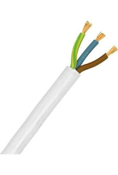 Koç 3x2,5 Ttr Kablo Tam Bakır Çok Telli