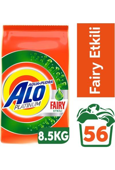 Alo Platinum 8,5 kg Fairy Etkili Beyazlar Aquapudra Toz Deterjan