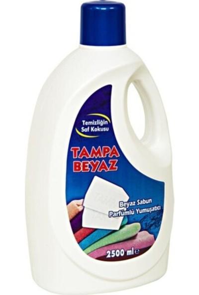 Tampa Beyaz Sabun Parfümlü Yumuşatıcı 2,5 lt