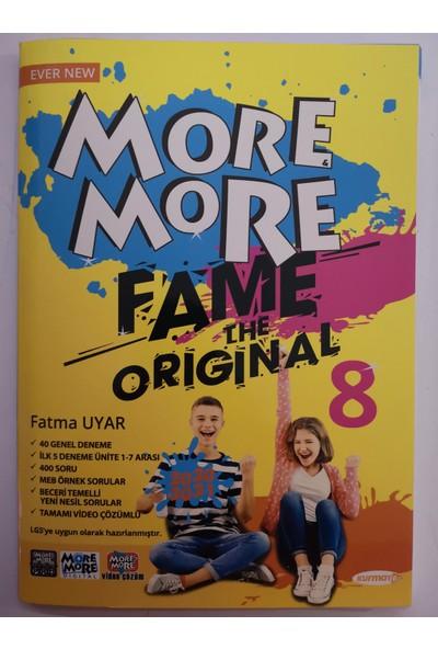 Kurmay Yayınları More More 8. Sınıf Fame The Original Deneme Sınavı