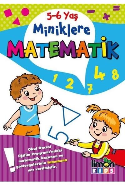LimonKIDS 5-6 Yaş Miniklere Matematik