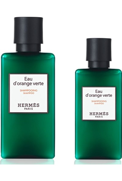 Hermes 2'li Şampuan Set 80 ml + 40 ml