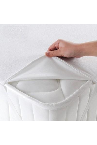 Laris Ceylan Home Laris Sıvı Geçirmez Alez Çift Kişilik 180 x 200 cm