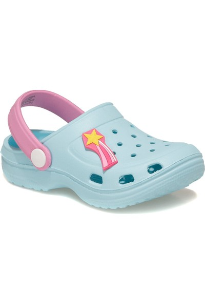 Kinetix Frog x 1fx Mavi Kız Çocuk Deniz Ayakkabısı