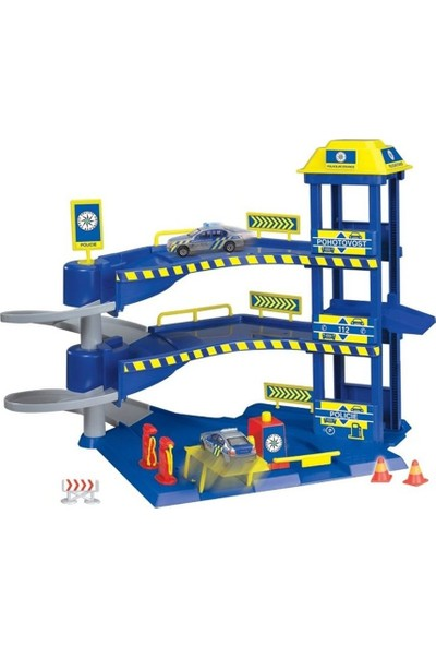Simba 8000038 Dickie Araba Garajı