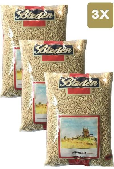 Bizden Aşurelik Buğday 1 kg x 3'lü
