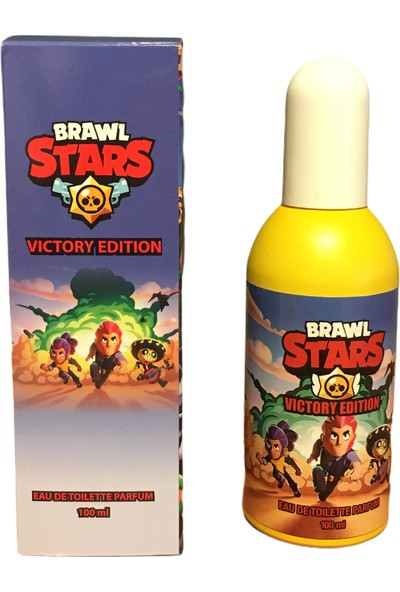 Brawl Stars 100 ml Edt Çocuk Parfüm