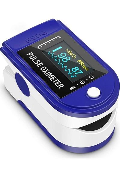 Cooltech Parmak Tipi Pulse Oksimetre Kan Oksijen Nabız Ölçer