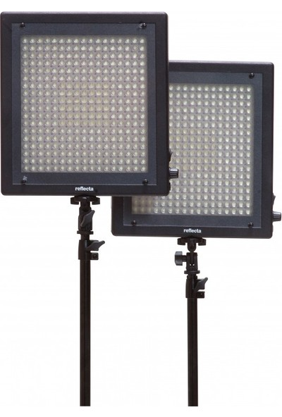 Soligor Reflecta Softbox LED Studio Light Rpl 306 Studiokit, Youteber