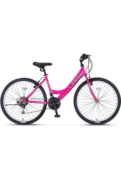 Ümit 2600 Colorado Lady 26 Jant Pembe Bayan Dağ Bisikleti