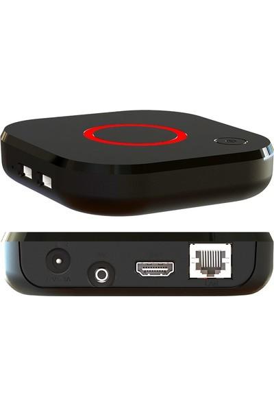Mag 324W2 Lınux Tabanlı Dahili Wıfı Full Hd 3D Destekli Ip Box