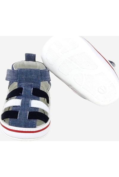 Funny Baby Cırtlı Bebek Sandalet