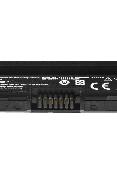 Hyperlife Hyperlife Hp 15-Bs, 15-BS000, 15-Bw, 15-BW000, JC03, JC04 Notebook Bataryası / HL-HP034