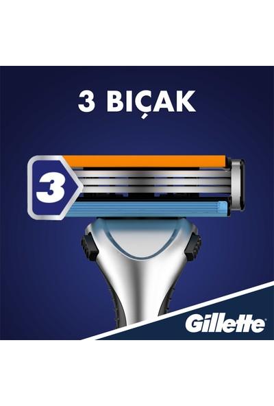 Gillette Sensor3 Erkek Tıraş Bıçakları 8+8 Yedek Tıraş Bıçağı