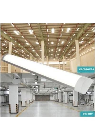 Erg 40 Watt LED Bant Armatür 120CM Beyazışık 10 Adet