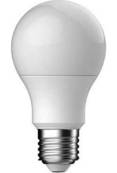 Erg 7ADET Tij Duy Askı Takımı 7ADET Beyazışık 9WATT LED Ampül