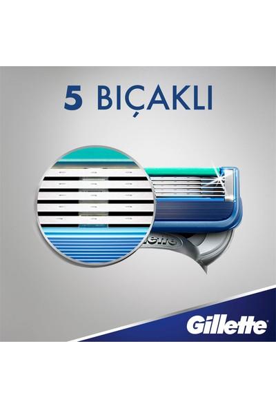 Gillette Fusion5 Start Yedek Tıraş Bıçağı 4'lü