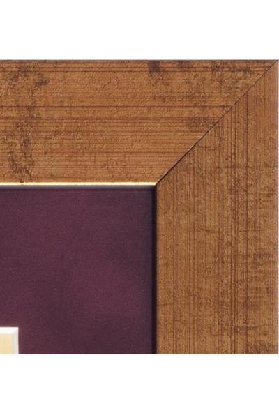Yavuz Selim Çerçeve Özgün Temalı Hat Sanatı 26 x 20 cm Tablo