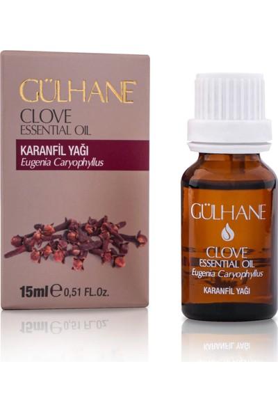 Gülhane Clove Essential Oil Karanfil Yağı 15 ml