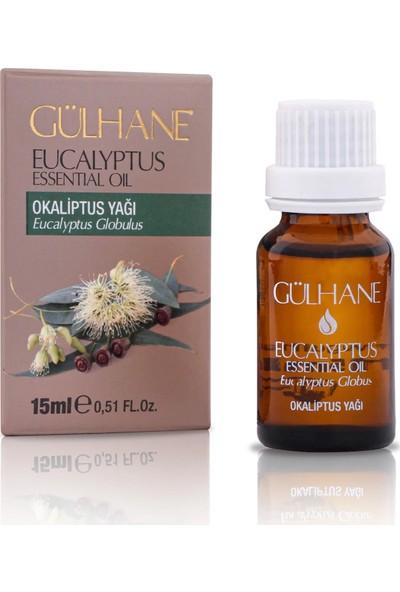 Gülhane Eucalyptus Essential Oil Okaliptus Yağı 15 ml