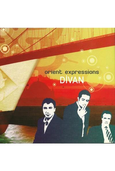 Orient Expressions - Divan - Plak