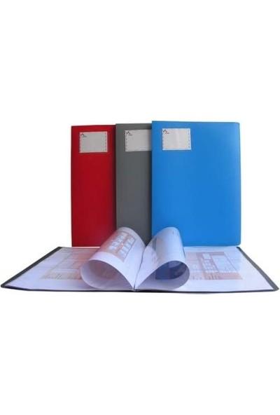 Önder Katalog Sunum Dosyası Pp A3 40'lı