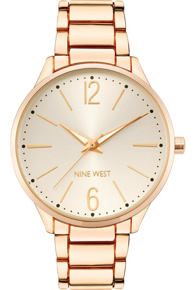 Nıne West NW-2568RGRG Kadın Kol Saati