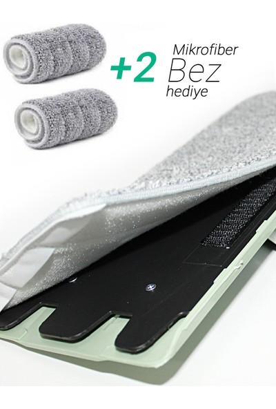 Vichy Mop Pratik Tablet Mop +2 Mikrofiber Bez Hediyeli Yeni Model