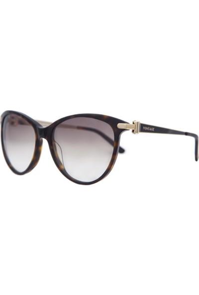 Vintage VTS9002 C 3 Kadın Güneş Gözlüğü