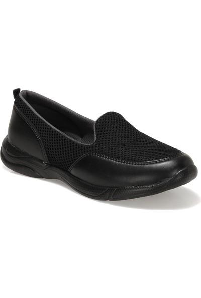 Travel Soft TRV1822.Z1FX Siyah Kadın Comfort Ayakkabı