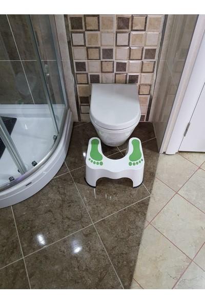 Omak Medikal Klozet Taburesi Tuvalet Basamağı- Medical-Toilet Stool 30 x 44,5 x 21,5