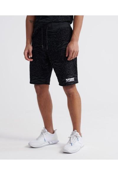 Superdry Camo Jogger Shorts