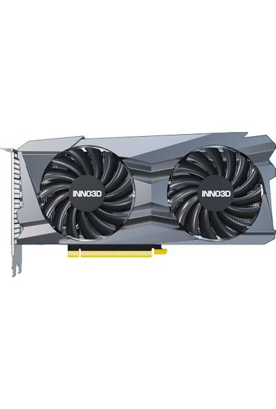 INNO3D RTX3060 Twin X2 Oc 12GB 192BIT Gddr6 (DX12) Pcı-E 4.0X16 Ekran Kartı (N30602-12D6X-11902120)