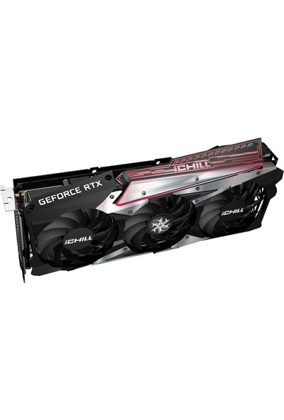 INNO3D Geforce RTX3060 Ichıll X3 12GB 192BIT Gddr6 (DX12) Pcı-E 4.0X16 Ekran Kartı (C30603-12D6X-1671VA39A)