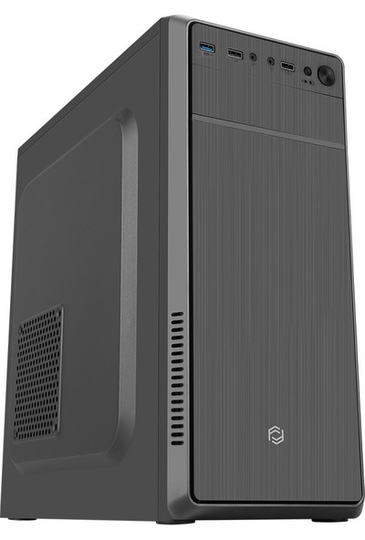 Go Gamer TSG130 Intel Core i3 9100F 8GB 240GB SSD + 1TB HDD GT1030 Windows 10 Pro Masaüstü Bilgisayar