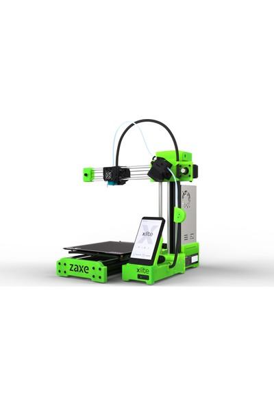 Zaxe Xlite Yeşil 3D Yazıcı