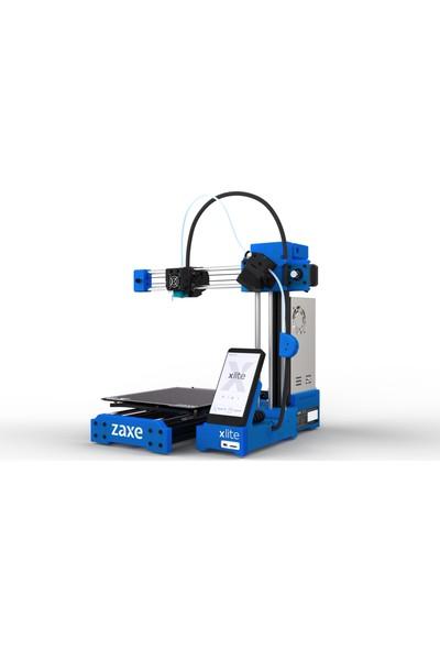 Zaxe Xlite Mavi 3D Yazıcı