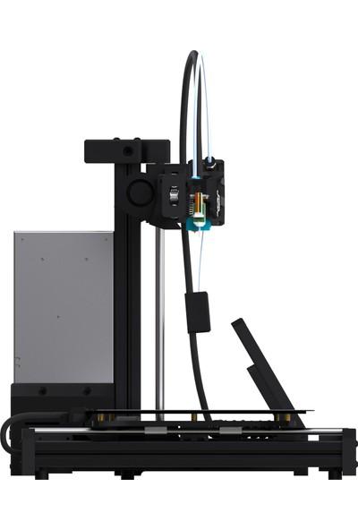 Zaxe Xlite Siyah 3D Yazıcı