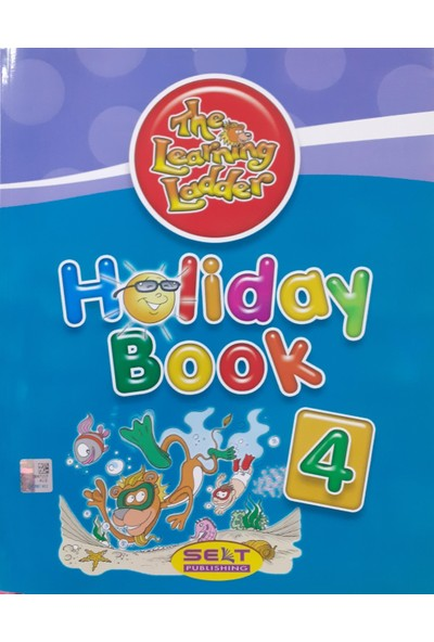 Selt Publishing The Learning Ladder 4 Holiday Book + CD Second Edition