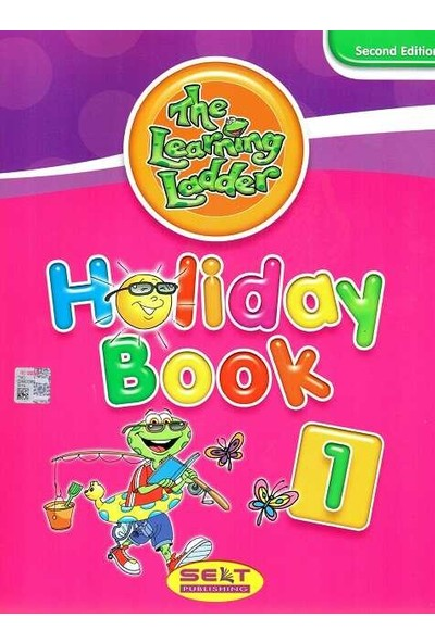 Selt Publishing The Learning Ladder 1 Holiday Book + CD Second Edition
