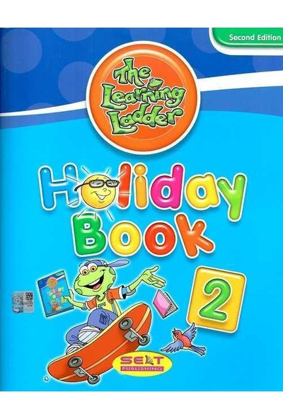 Selt Publishing The Learning Ladder 2 Holiday Book + CD Second Edition